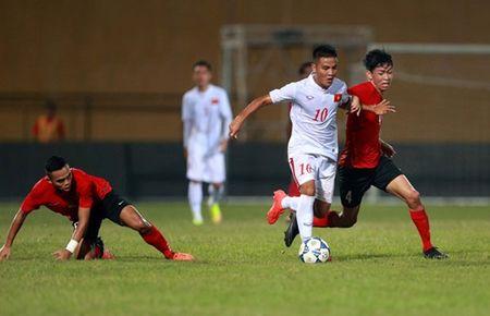19h00 ngay 13/9, U19 Viet Nam vs U19 Dong Timor: Ai se ghi ban? - Anh 1