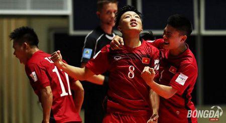 Minh Tri va Dinh Thuan duoc vinh danh tai World Cup Futsal 2016 - Anh 1