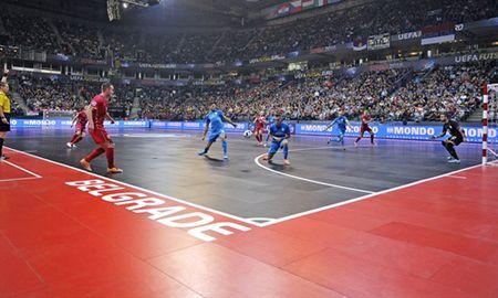 Kham pha mon Futsal giup tuyen VN tao dia chan tai World Cup - Anh 1