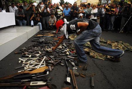 Hai hung El Salvador, quoc gia nguy hiem nhat the gioi - Anh 11