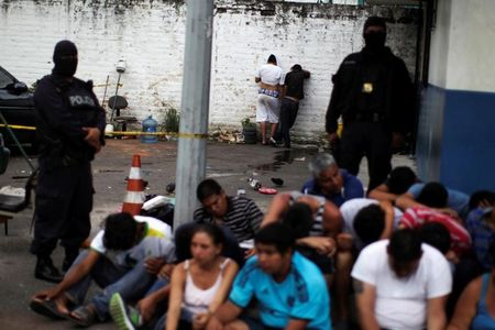 Hai hung El Salvador, quoc gia nguy hiem nhat the gioi - Anh 1