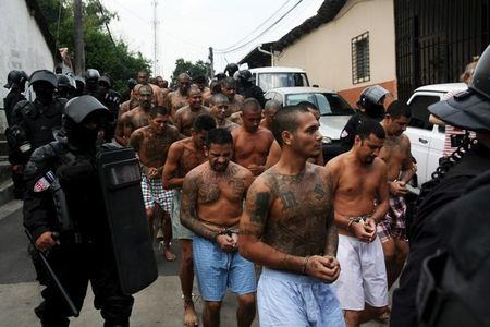 Hai hung El Salvador, quoc gia nguy hiem nhat the gioi - Anh 2