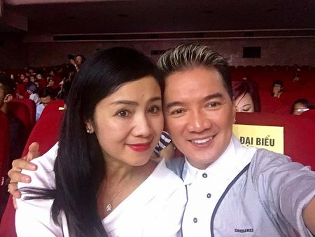 Mr Dam tham du le gio To nghe cung cac nghe si phia Bac - Anh 9
