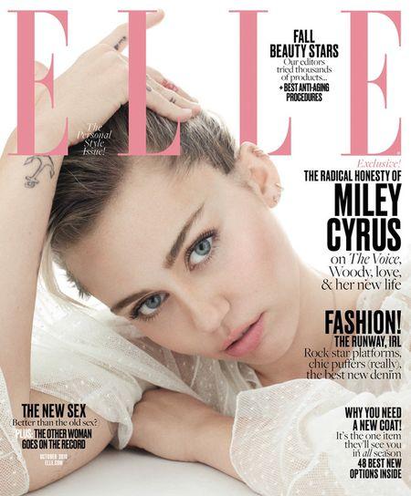 Bat ngo voi hinh anh trong sang cua Miley Cyrus - Anh 3