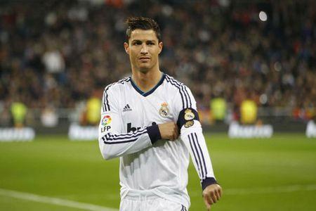 Ronaldo duoc thang chuc o Real Madrid - Anh 2