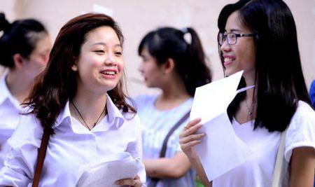 Cong bo du thao phuong an thi nam 2017, khong co SGK rieng cho cac phan thi - Anh 1
