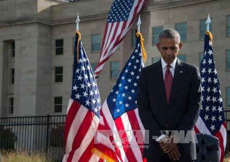 Ong Obama se phu quyet du luat ve vu khung bo 11/9 - Anh 1
