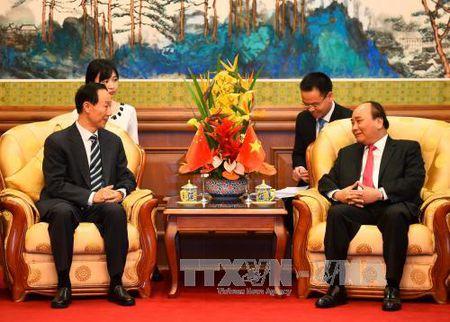 Thu tuong Nguyen Xuan Phuc tiep ong Vuong Gia Thuy - Anh 1