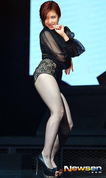 4 idol Han sexy theo chuan Tay van bi fan lac dau - Anh 4