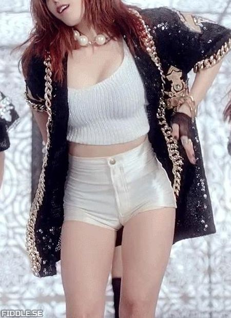 4 idol Han sexy theo chuan Tay van bi fan lac dau - Anh 5