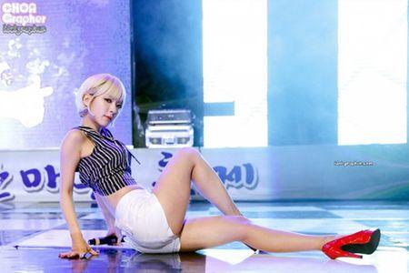 4 idol Han sexy theo chuan Tay van bi fan lac dau - Anh 7