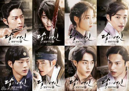 Dat len ban can hai bo phim dang hot nhat xu Han - Anh 2