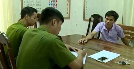 Bat doi tuong hiep dam thieu nu trong ngoi nha hoang gan ho Dai Lai - Anh 1