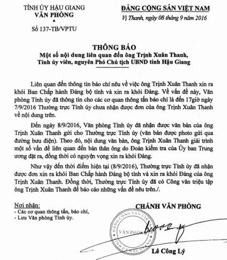 Ong Trinh Xuan Thanh dang o dau? - Anh 1