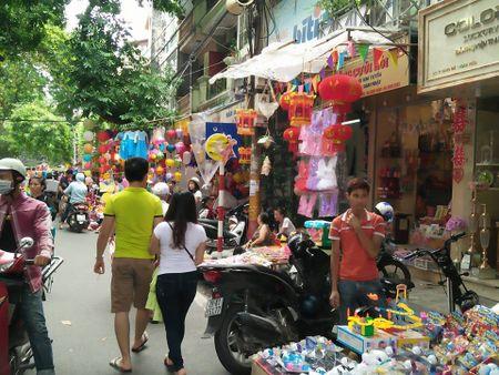 Chua den Trung thu, cac tuyen pho da tap nap canh ruoc den - Anh 7