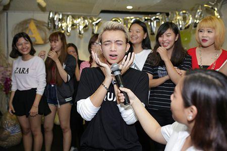 Noi ve chuyen ket hon, Soobin Hoang Son khien fan bat ngo! - Anh 2