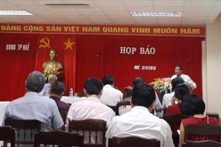 TT-Hue: Cuong che thu hoi khu dat de xay dung Truong mam non Vinh Ninh - Anh 1
