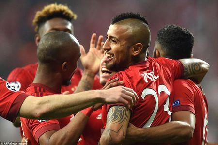 "Bayern gap Rostov, chuyen ""di san"" Champions League bat dau - Anh 1"