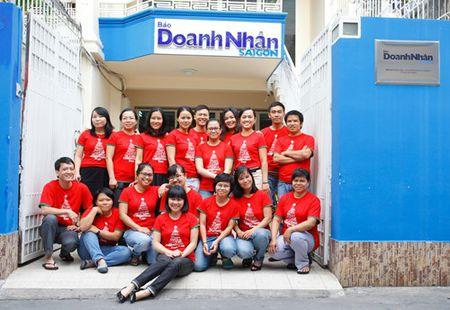 Ban doc va 15 nam voi Doanh Nhan Sai Gon - Anh 1