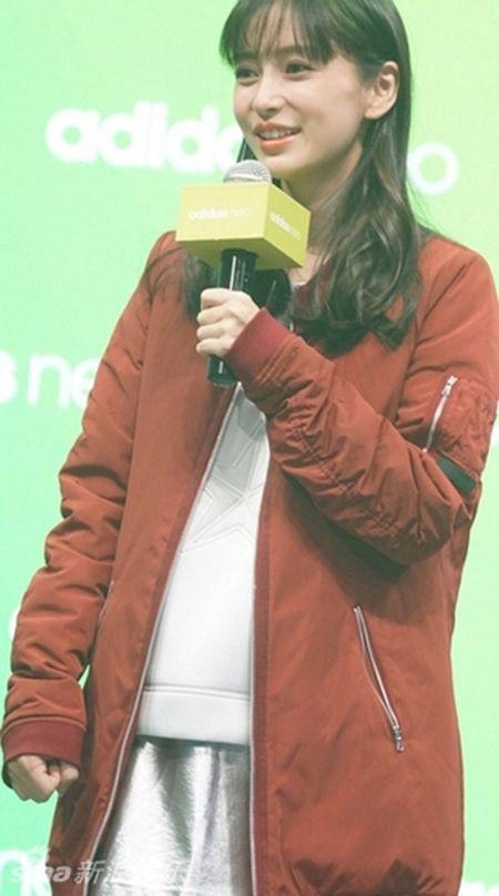 Angelababy lien tuc bi don mang bau - Anh 2