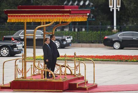 Trung Quoc ban 19 phat dai bac chao don Thu tuong Nguyen Xuan Phuc - Anh 1