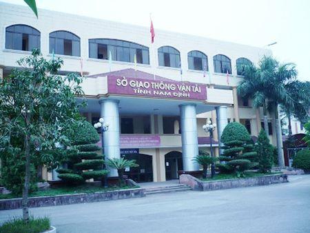 Truy to ke toan, thu quy So GTVT Nam Dinh tham o gan 1 ty dong - Anh 1