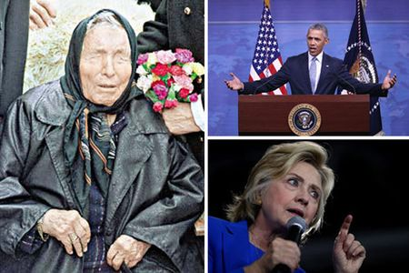 Suc khoe ba Hillary linh ung voi loi tien tri Baba Vanga ve Tong thong My? - Anh 1
