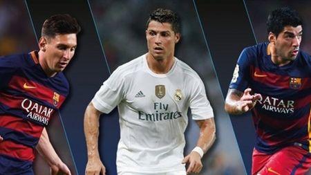 Doi hinh trong mo Cup C1: CR7 sat canh Messi-Suarez - Anh 3