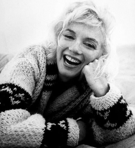 Marilyn Monroe quyen ru trong bo anh cuoi cung cua cuoc doi - Anh 10