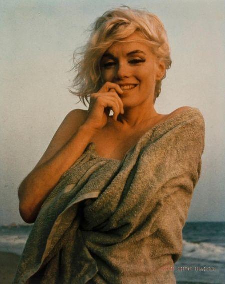 Marilyn Monroe quyen ru trong bo anh cuoi cung cua cuoc doi - Anh 12