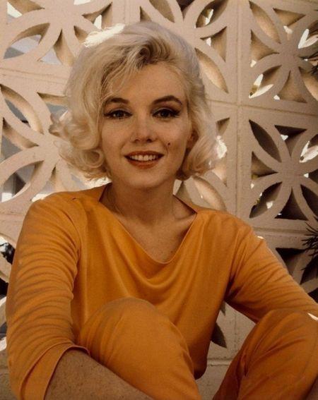 Marilyn Monroe quyen ru trong bo anh cuoi cung cua cuoc doi - Anh 2