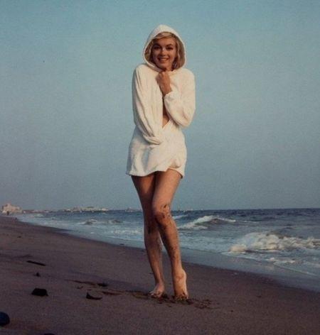 Marilyn Monroe quyen ru trong bo anh cuoi cung cua cuoc doi - Anh 4