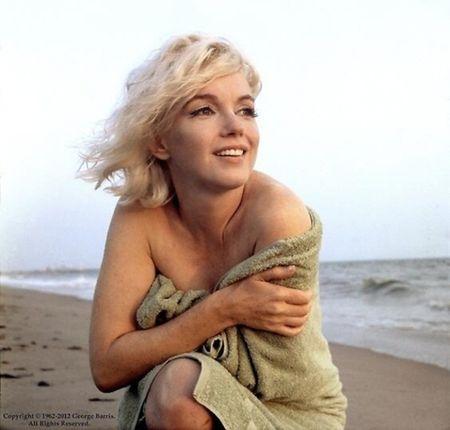 Marilyn Monroe quyen ru trong bo anh cuoi cung cua cuoc doi - Anh 5