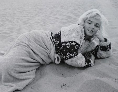 Marilyn Monroe quyen ru trong bo anh cuoi cung cua cuoc doi - Anh 7