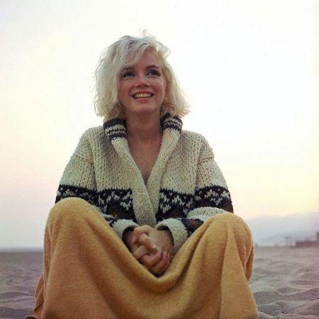 Marilyn Monroe quyen ru trong bo anh cuoi cung cua cuoc doi - Anh 9