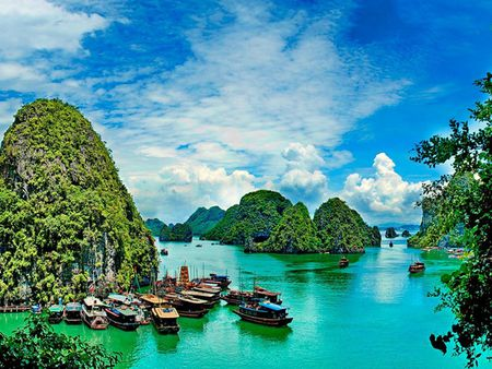 Viet Nam thuoc top 20 quoc gia du lich duoc yeu thich nhat - Anh 1