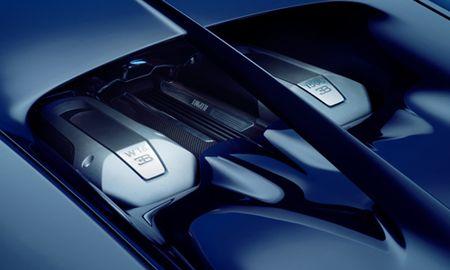 11 bi mat khong tuong cua sieu xe Bugatti Chiron - Anh 1