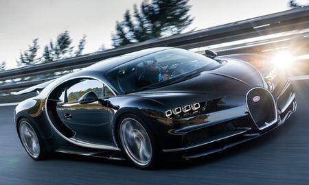11 bi mat khong tuong cua sieu xe Bugatti Chiron - Anh 5