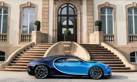 11 bi mat khong tuong cua sieu xe Bugatti Chiron - Anh 6