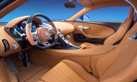 11 bi mat khong tuong cua sieu xe Bugatti Chiron - Anh 7