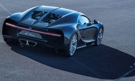 11 bi mat khong tuong cua sieu xe Bugatti Chiron - Anh 9