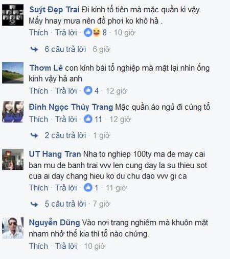 Tran Thanh, Lam Chi Khanh 'hung da' vi trang phuc - Anh 2