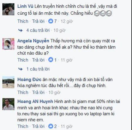 Tran Thanh, Lam Chi Khanh 'hung da' vi trang phuc - Anh 3