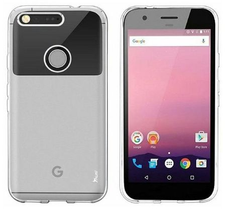 Pixel XL (Nexus Marlin) lo anh render kem logo Google - Anh 5