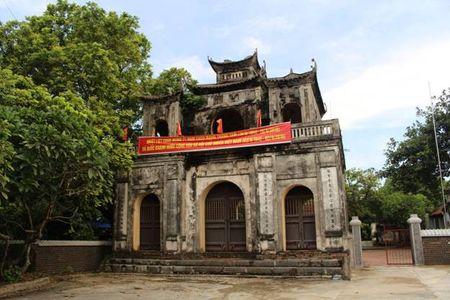 Van mieu Xich Dang – bieu tuong tinh than hieu hoc cua nguoi Hung Yen - Anh 1