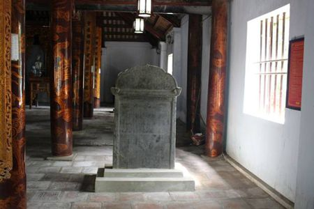 Van mieu Xich Dang – bieu tuong tinh than hieu hoc cua nguoi Hung Yen - Anh 4