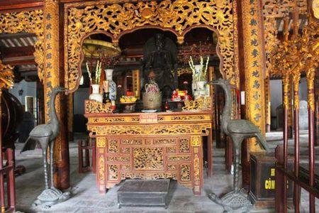 Van mieu Xich Dang – bieu tuong tinh than hieu hoc cua nguoi Hung Yen - Anh 5
