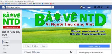 Canh giac voi nhung website bao ve NTD khong chinh thong keo 'ruoc hoa vao than' - Anh 1