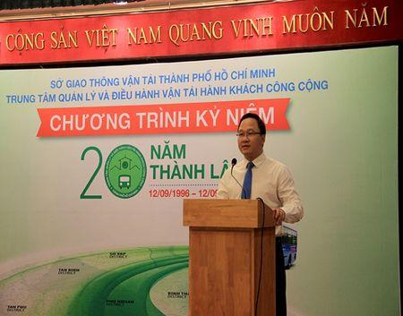 Van tai cong cong TPHCM: 20 nam chang duong phat trien - Anh 2