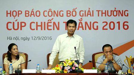 Hoang Xuan Vinh duoc de cu Cup Chien thang 2016 - Anh 1
